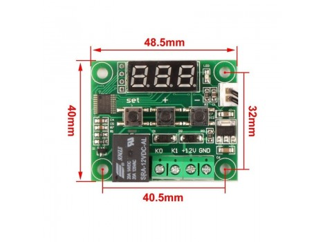 Thermostat Temperature Control -50-110 celcius w/Sensor