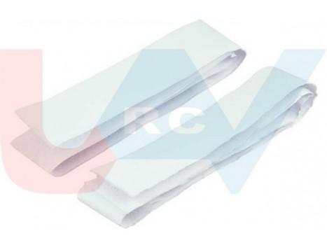 Battery Strap 500x25mm -White