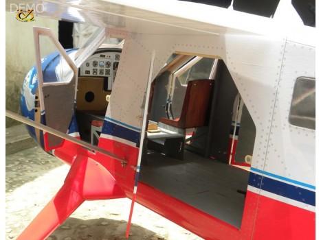 VQ DHC-2 Beaver 2850mm Wingspan ARF kit -VQA066