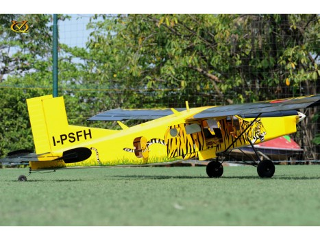 VQ Pilatus Porter 2.72m (23-30cc), Tiger version -VQA057