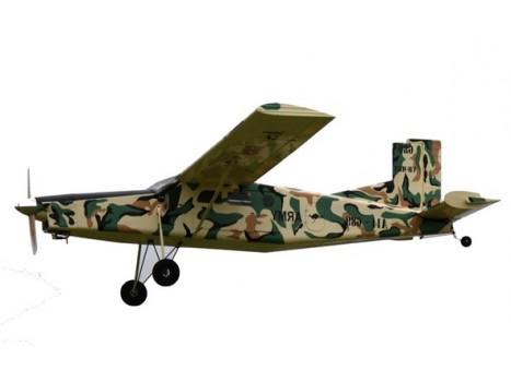 VQ Pilatus Porter 2.72m (23-30cc), Military V2.0 -VQA0571