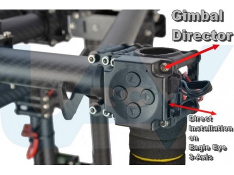 Director for Handled DSLR BL Gimbals