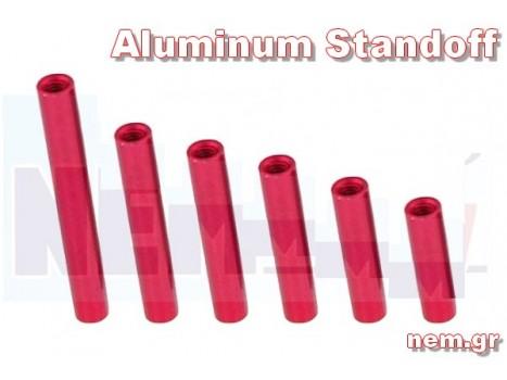 Standoff L10xD5xM3mm -Red