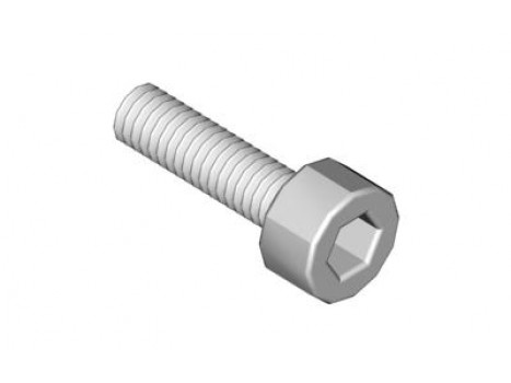 Socket head cap screw M3x8 -01952