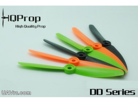 "Direct Drive 7x4.5"" Props set CCW -Black"