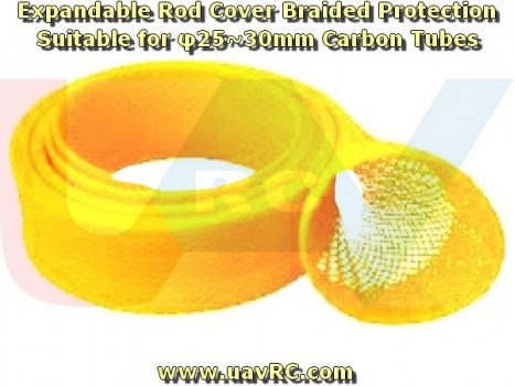 Wire Mesh Guard 25mm Yellow x1 Meter