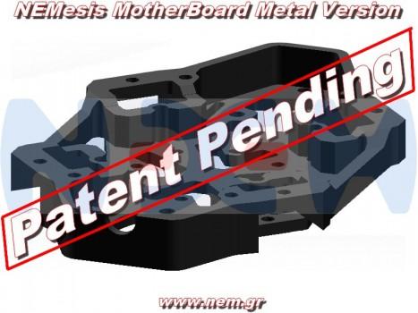 NEMEsis Main Board -Aluminium Black