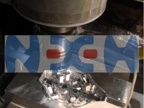 NEMesis Racing Drone Frame set, No ARMs