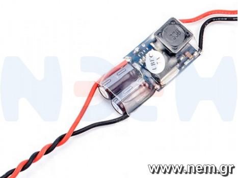 UBEC 5V-7A, 2-8s Lipo, Low RF Noise