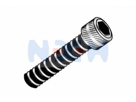 Cap Head screw M3x8mm x10pcs -Black