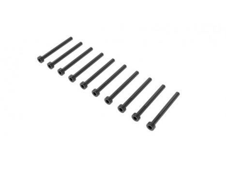 Hex screw M2,5x25 -05033