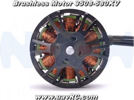 Brushless Motor 3508-580KV